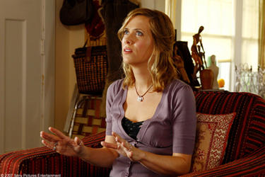 Kristen Wiig in &quot;The Brothers Solomon.&quot;